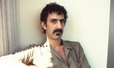 Frank Zappa short hair
