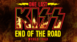 Kiss The End Of The Road tour