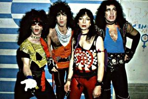 Kiss with Vinnie Vincent