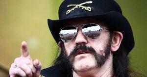 Lemmy Kilmister sunglasses