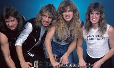 Megadeth 80s