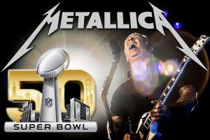 Metallica superbowl