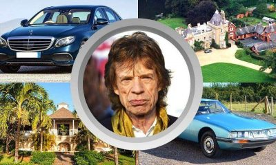 Mick Jagger net worth