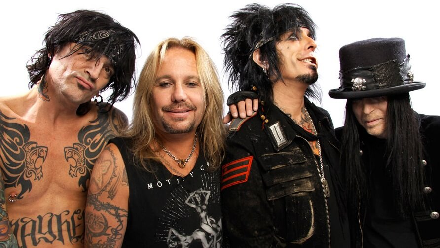 Motley crue new songs