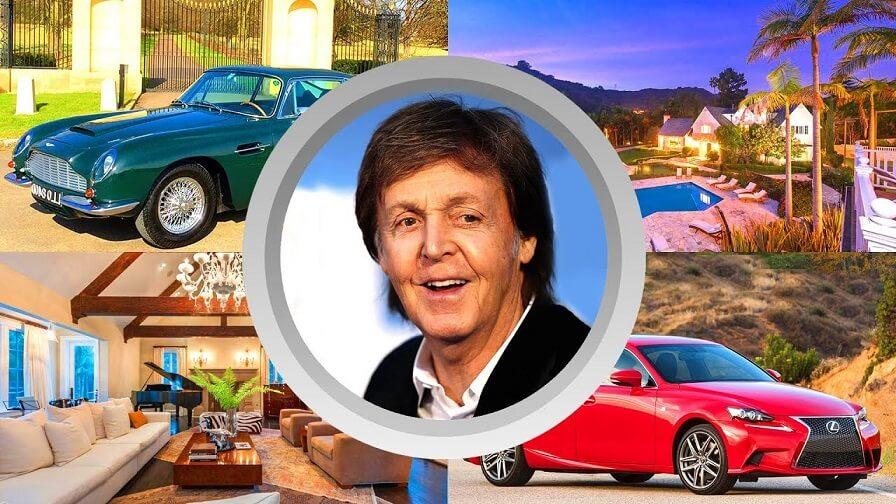 Paul McCartney networth