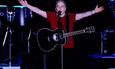 Paul Simon last concert