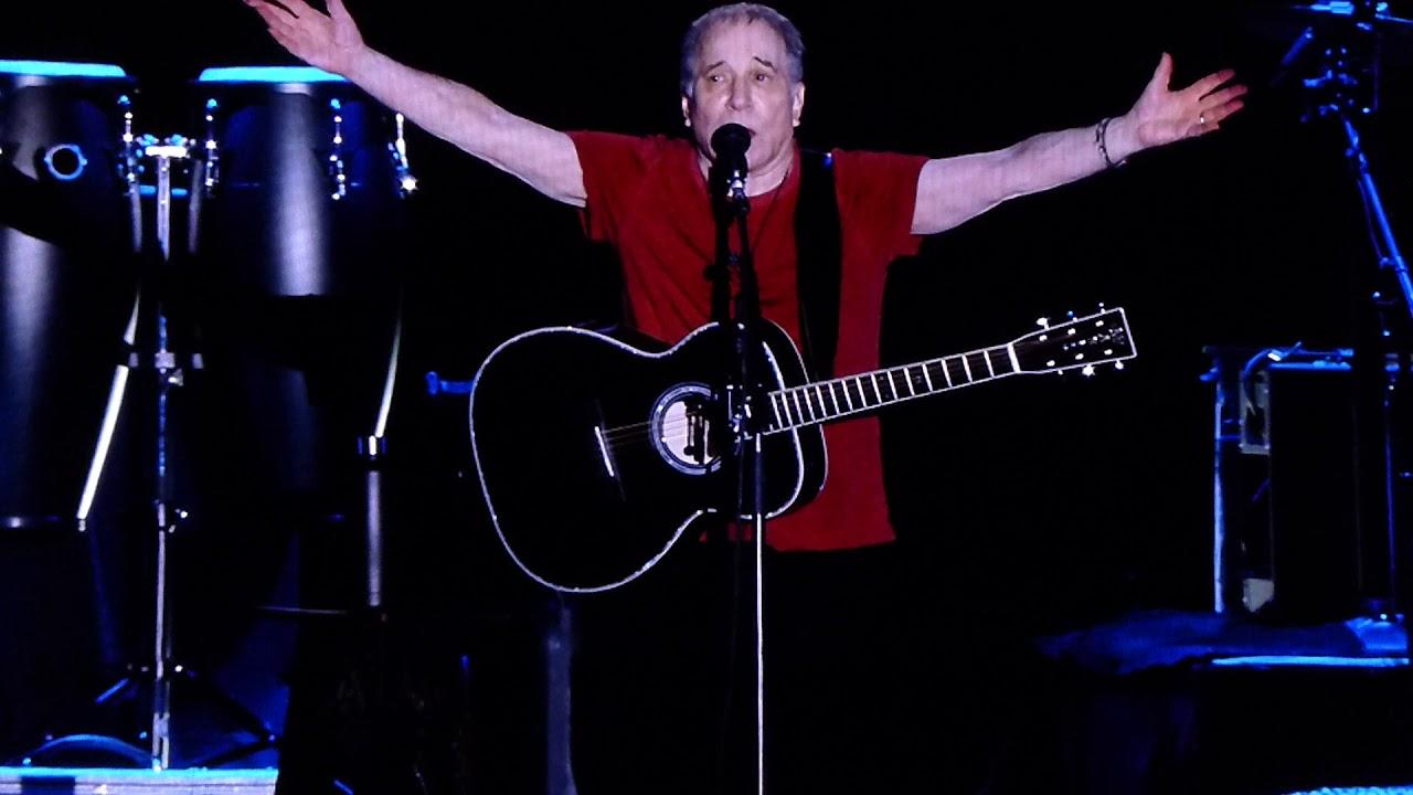 Paul Simon last concert