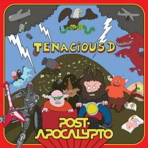 Post-apocalypto cover Tenacious D