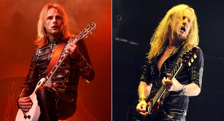 Richie Faulkner and KK Downing