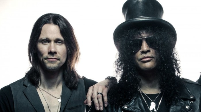 Slash new song