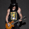 Slash on stage 2018