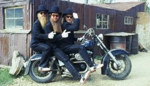 zztop on the 80s