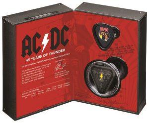 AC DC coins boxset