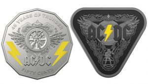 ACDC coins