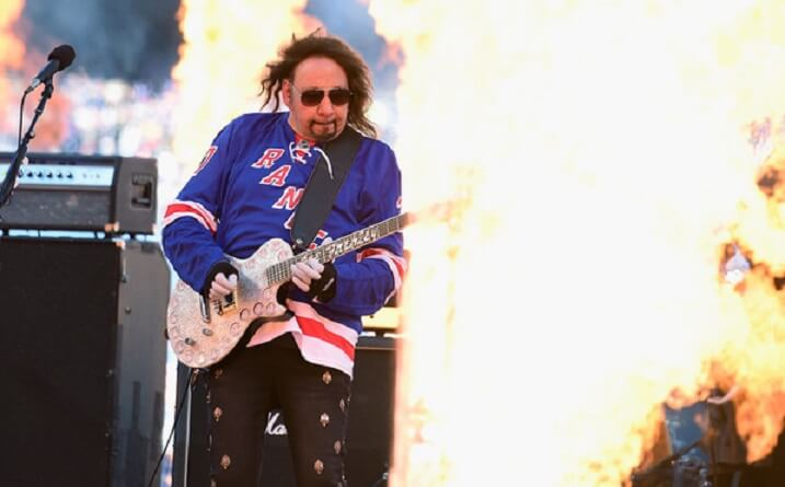 Ace Frehley fire