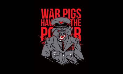 Black Sabbath War Pigs art