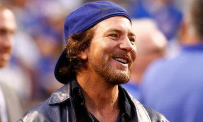 Eddie Vedder cap