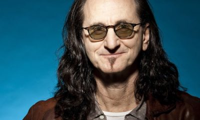 Geddy Lee 2018