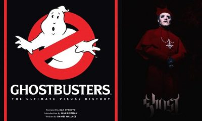 Ghostbusters and Ghost