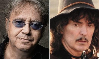 Ian Paice and Ritchie Blackmore