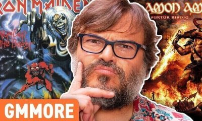 Jack Black bests metal covers