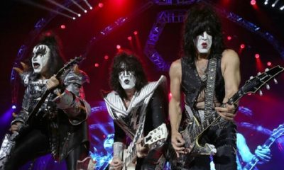 KISS farewell tour dates