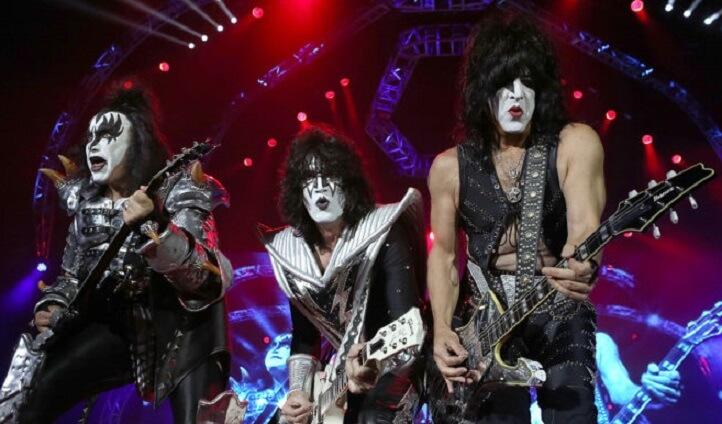 KISS farewell tour dates