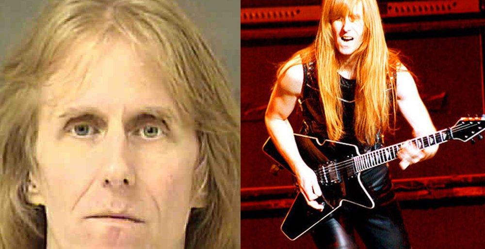 Karl Logan Manowar guitarist