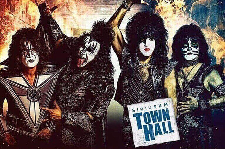 Kiss farewell tour clothes