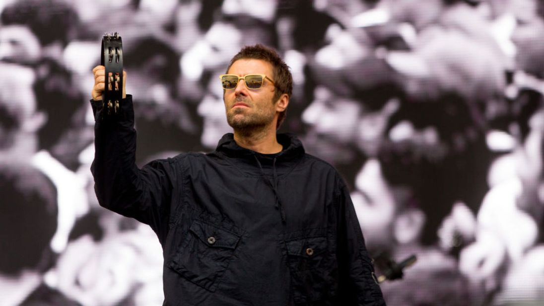Liam Gallagher girlfriend assault