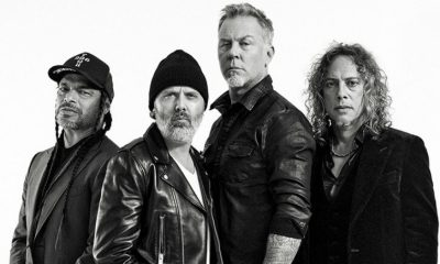 Metallica 2018 and 2019 tour