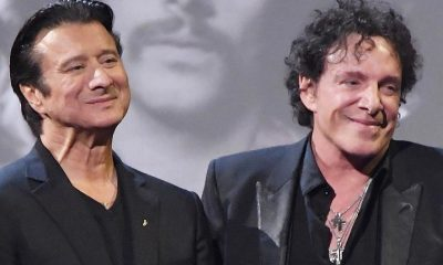 Neal Schon and Steve Perry