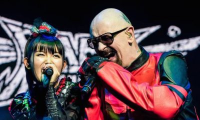 Rob Halford and Babymetal