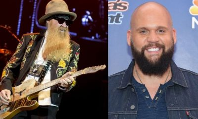 Billy Gibbons Benton Blount