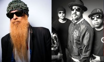 Billy Gibbons Cypress Hill