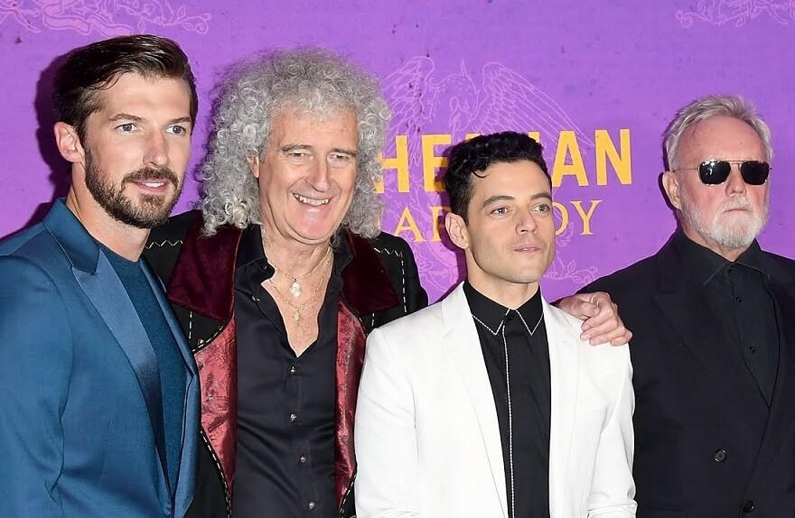 Brian May and Roger Taylor movie