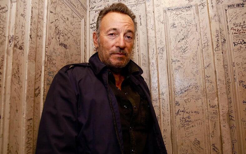 Bruce Springsteen depression