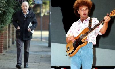 John Deacon now and then