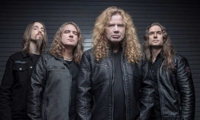 Megadeth new song