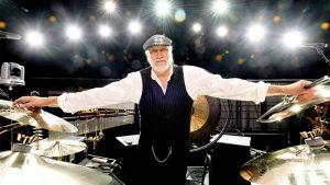 Mick Fleetwood drums