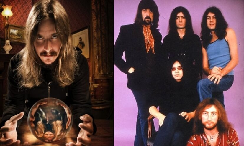 Opeth and Deep Purple