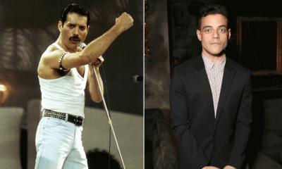 Ramy Malek Freddie Mercury