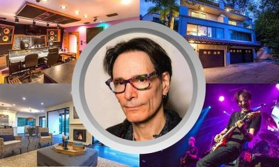Steve Vai net worth