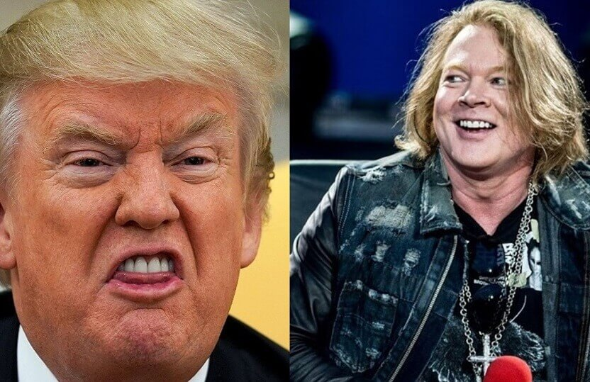 Trump and Axl