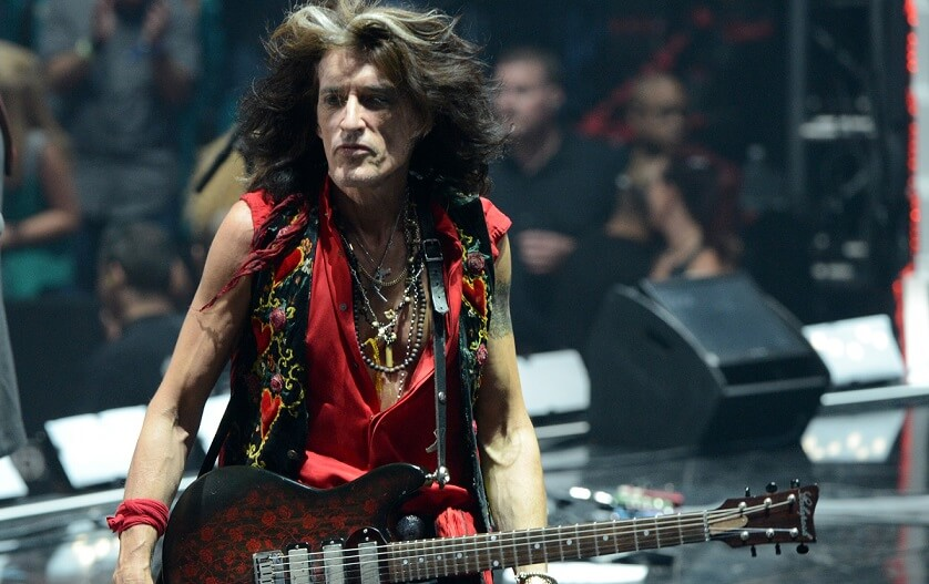 joe perry cancel