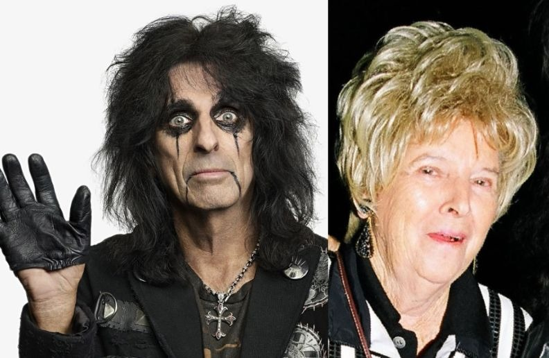 Alice Cooper mother
