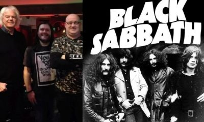Black Sabbath Emerald tribute