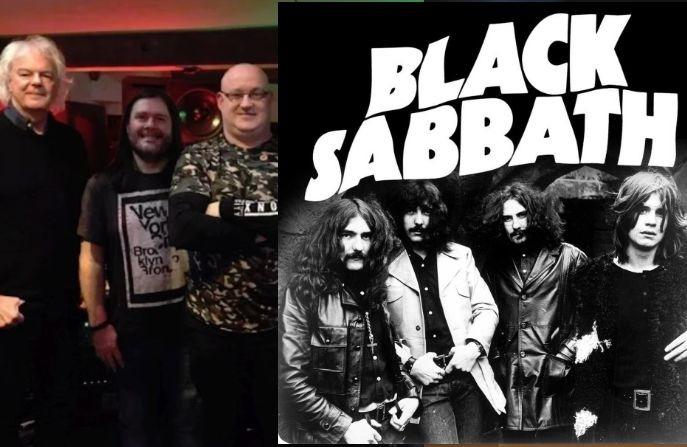 Black Sabbath Emerald tribute