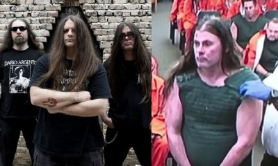 Cannibal Corpse pat o brien prision