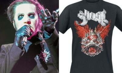 Cardinal Copia Ghost t shirt